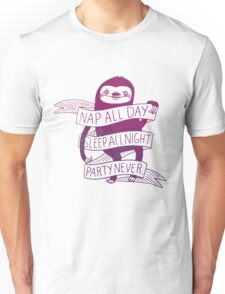 Nap All Day Unisex T-Shirt