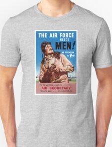 New Zealand Vintage Poster Restored Unisex T-Shirt