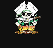 The Goonies - Never Say Die Black Variant Unisex T-Shirt