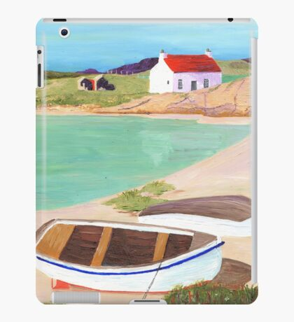 Hebridean Bay 2 iPad Case/Skin