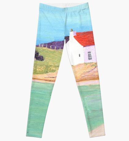 Hebridean Bay 2 Leggings