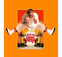 Beverly Hills Ninja Photographic Print