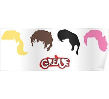 grease musical  Poster