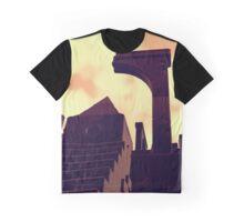 Temple Monolith Graphic T-Shirt