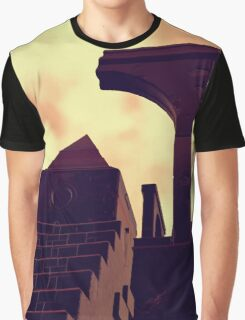 Temple Monolith Graphic T-Shirt