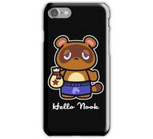 Hello Nook iPhone Case/Skin