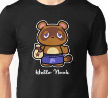 Hello Nook Unisex T-Shirt