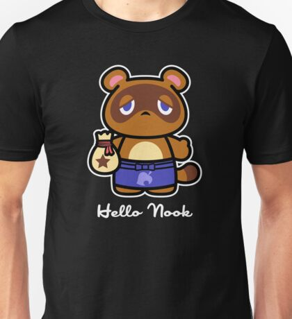 Hello Nook T-Shirt