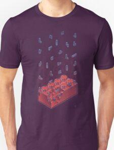 Brick Ception Unisex T-Shirt