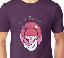 Pink Princess Unisex T-Shirt