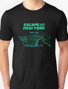 Escape from New York Manhattan mission Unisex T-Shirt
