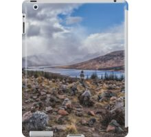Cairns Of Loch Loyne iPad Case/Skin
