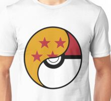 Dragon Ball x Pokemon Unisex T-Shirt