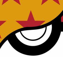Dragon Ball x Pokemon Sticker