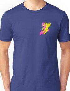 Tiny Fluttershy Unisex T-Shirt