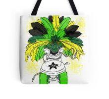 Jiggy Jamaica Skate Tote Bag