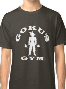 Goku's Gym (White) Classic T-Shirt