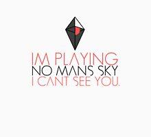 No Man Sky - Parody Shirt Men's Baseball ¾ T-Shirt