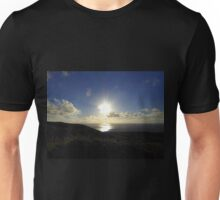 Leaving Horn Head.............................Donegal Unisex T-Shirt