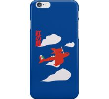 Porco Rosso iPhone Case/Skin
