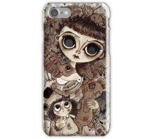 Forgotten Girl iPhone Case/Skin