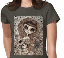 Forgotten Girl Womens Fitted T-Shirt