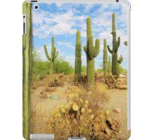 Cactus iPad Case/Skin
