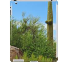 Female Cactus iPad Case/Skin