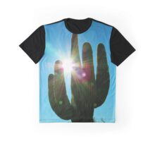 Holding the Morning Sun Graphic T-Shirt
