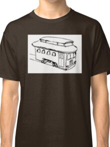 The Trolley (Artistic) Classic T-Shirt