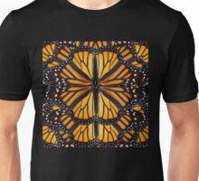 Monarch Butterfly Mandala Unisex T-Shirt