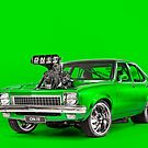 """ON IT"" Holden LH Torana by HoskingInd"