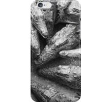 Exquisite Crocodiles iPhone Case/Skin