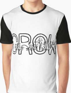 Still Growing Graphic T-Shirt