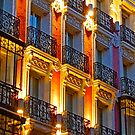 Madrid balconies by terezadelpilar ~ art & architecture