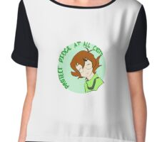 Protect Pidge at all costs Chiffon Top