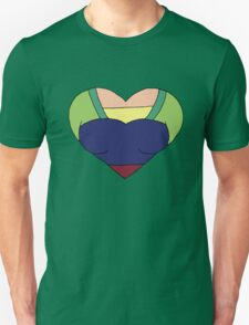 A Courageous Heart Unisex T-Shirt