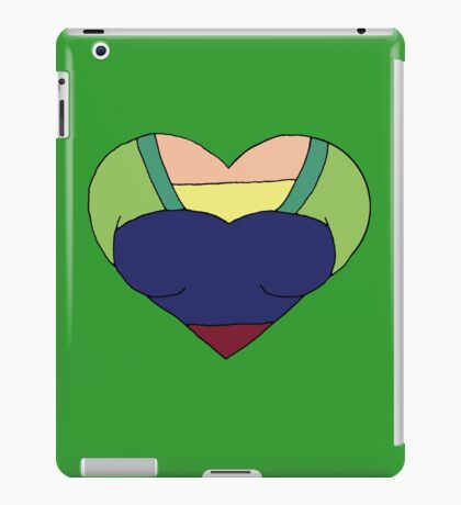 A Courageous Heart iPad Case/Skin