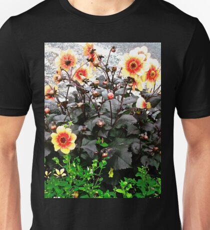 Irish flowers Unisex T-Shirt