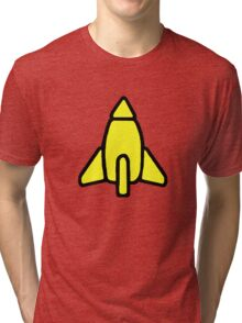 Reggie Rocket Tri-blend T-Shirt