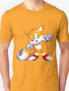 """Miles """"Tails"""" Prower Unisex T-Shirt"""