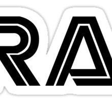 FRAK SOME MORE BSG Sticker