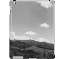 Fines Creek Community, NC iPad Case/Skin
