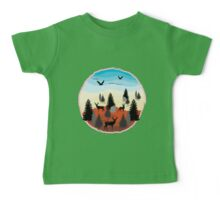 Landscape Baby Tee