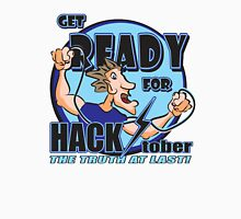 Get READY for HACK-tober Unisex T-Shirt