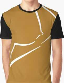 Nude Graphic T-Shirt