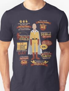 The Strongest Hero Unisex T-Shirt