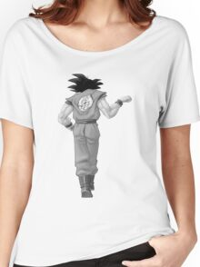 """Goku, best friend (To buy in combo with """"Vegeta, best friend"""") Women's Relaxed Fit T-Shirt"""
