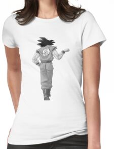 "Goku, best friend (To buy in combo with ""Vegeta, best friend"") Womens Fitted T-Shirt"