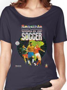 Sensible World of Soccer Women's Relaxed Fit T-Shirt